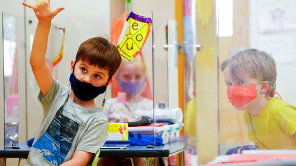 Ky Schools Make Own Decisions On Mask