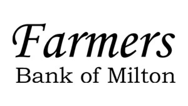 FARMERS BANK OF MILTON ANNOUNCES NEIL BRYAN RETIREMENT