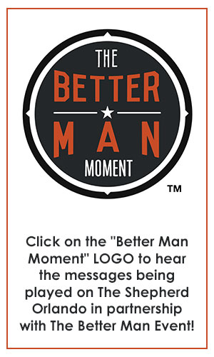 Click here to listen to The Better man Movement Audio Clips
