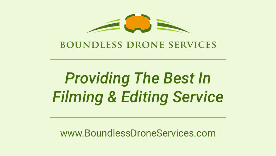 Sponsored by Boundless Drone Services