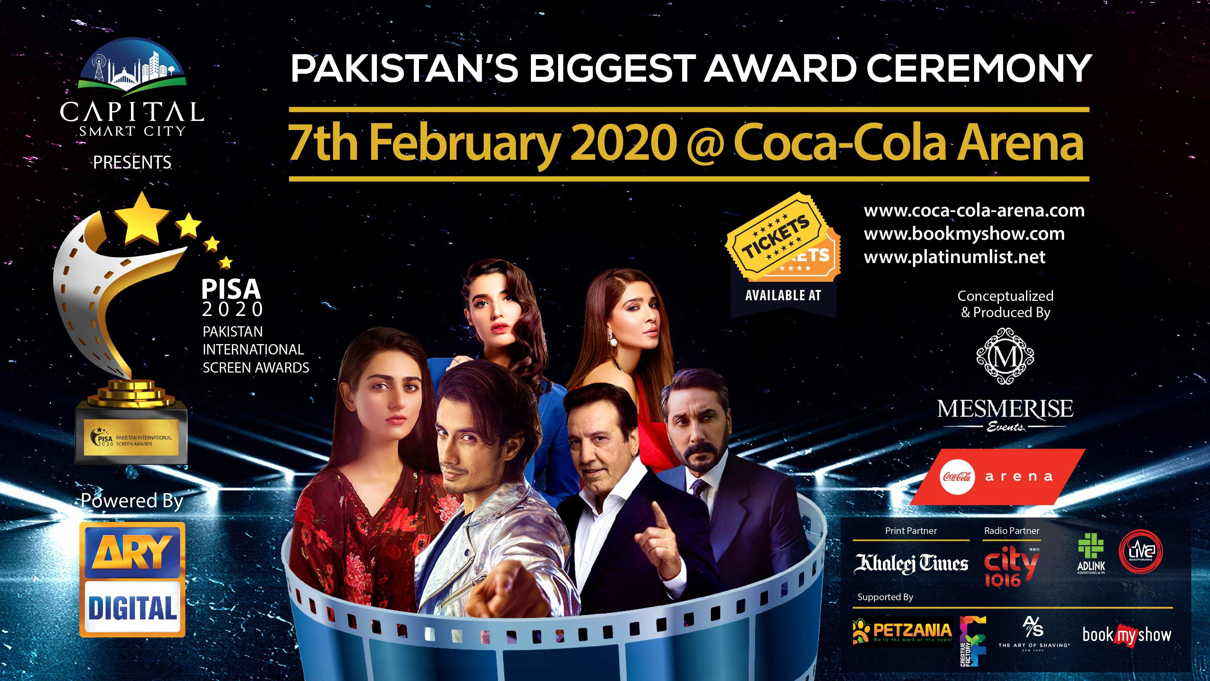 Pakistani International Screen Awards