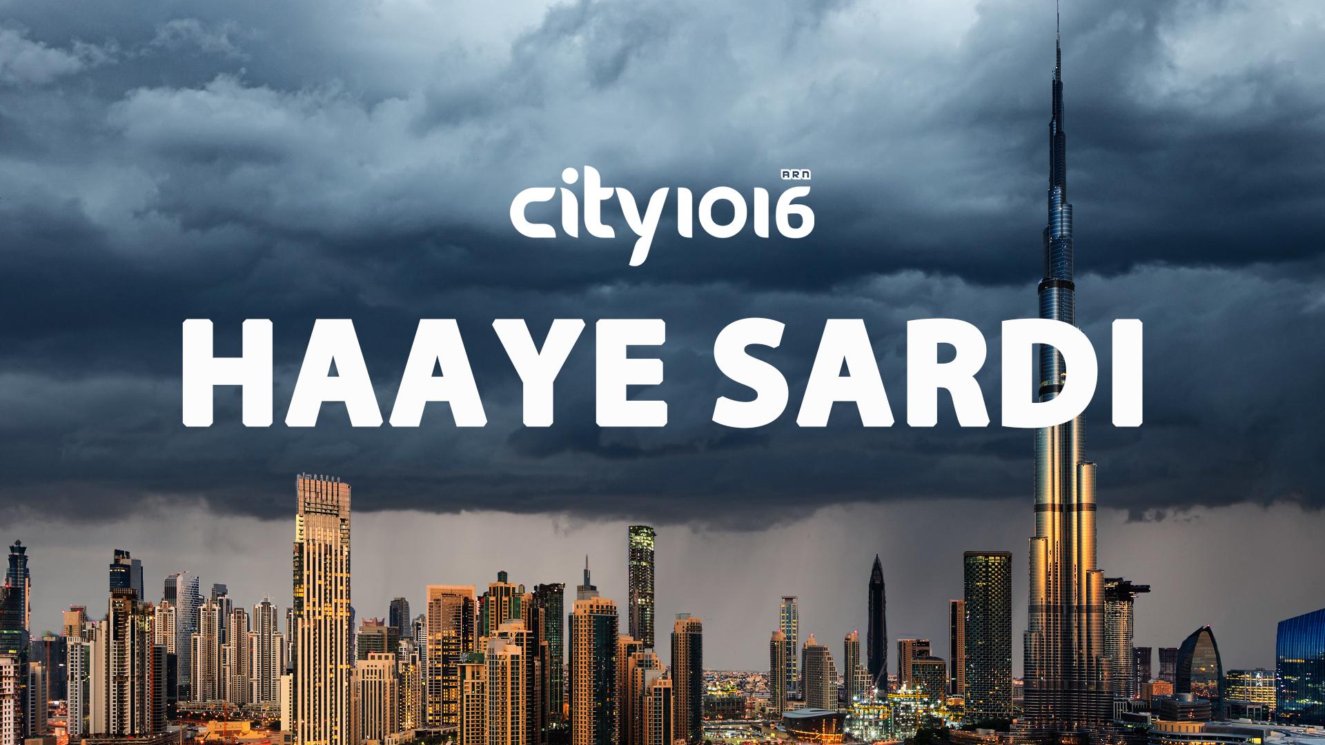 Haaye Sardi