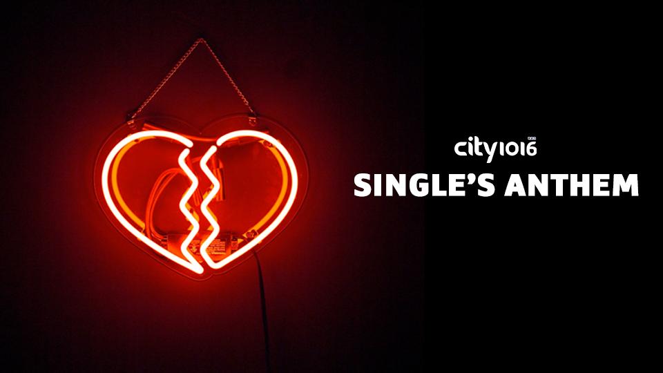 City1016 Single's Anthem