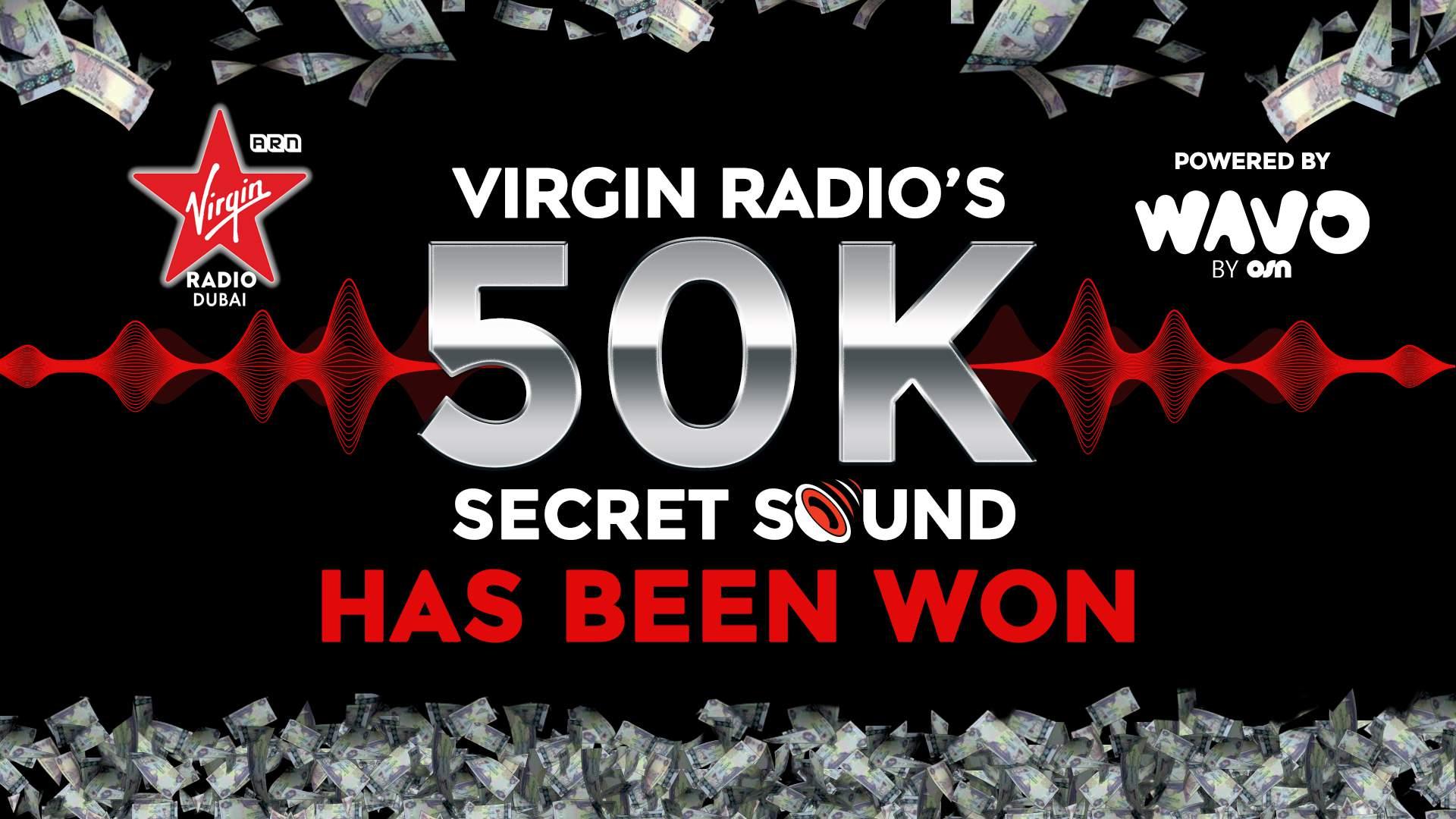 50K Secret Sound Powered by WAVO by OSN