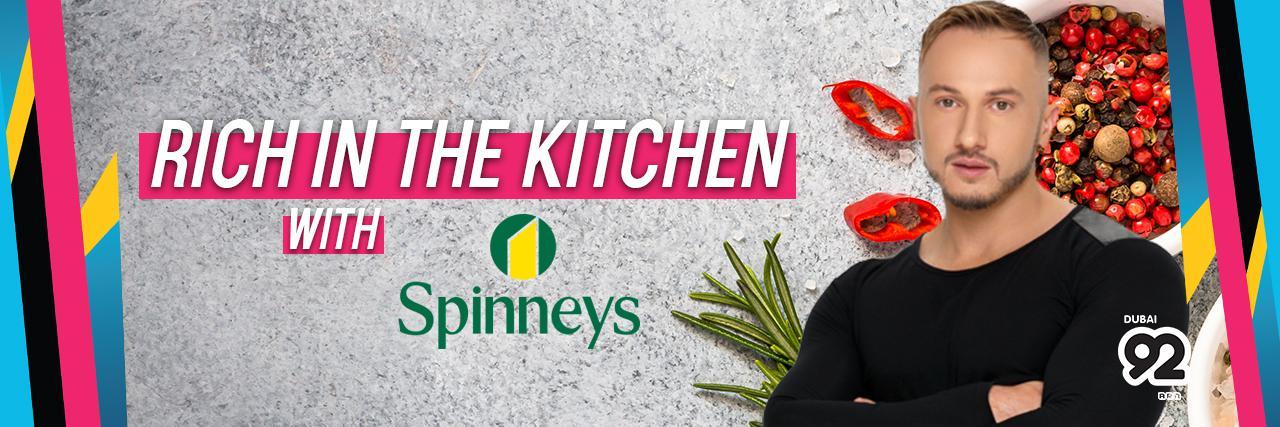 Rich in the Kitchen
