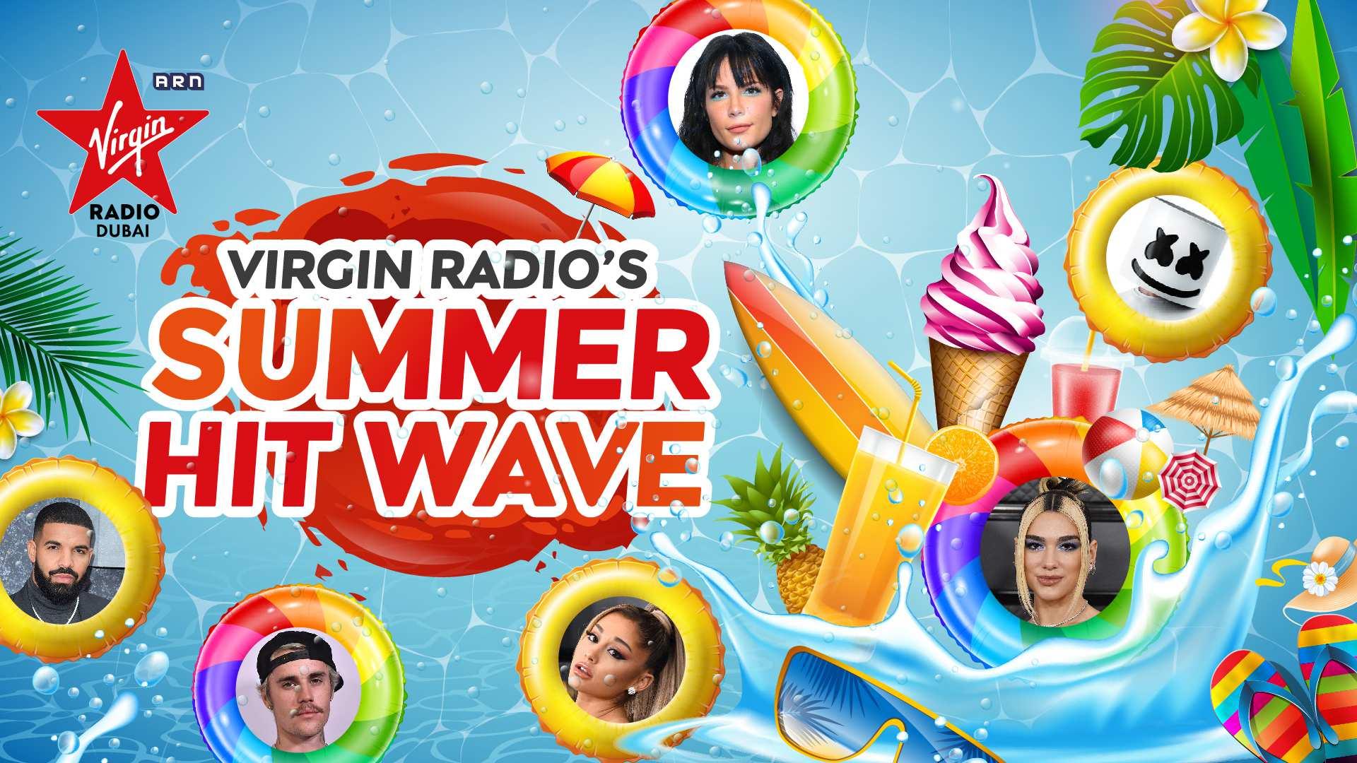 Virgin Radio's Summer Hit Wave 2020