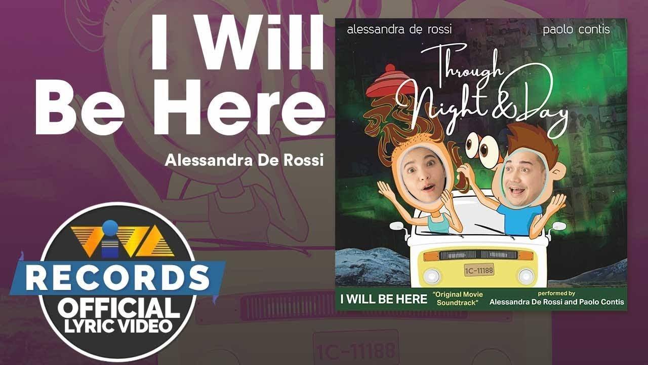 Alessandra De Rossi & Paulo Contis