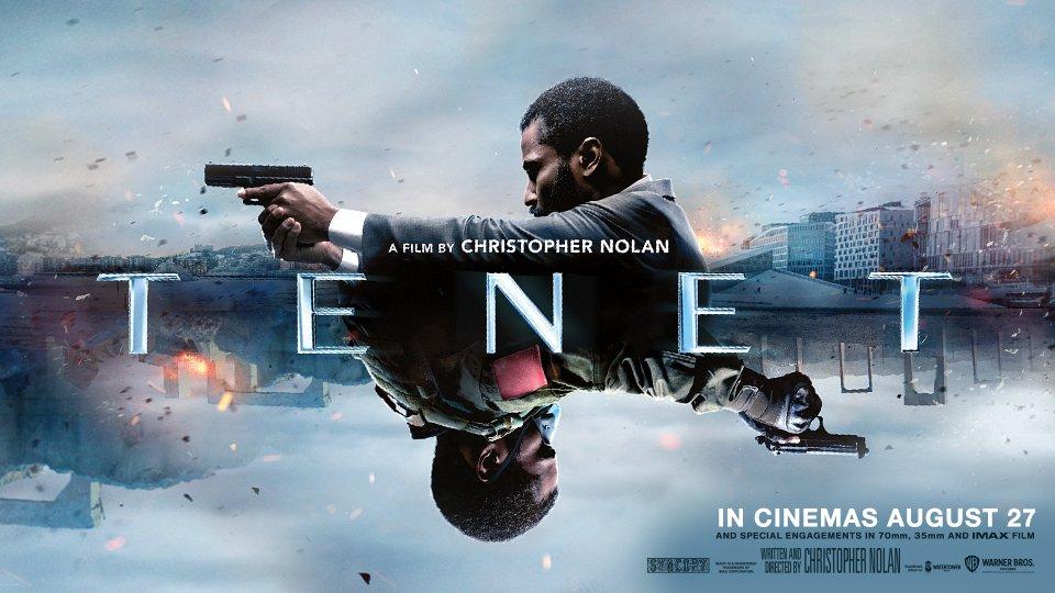 Win tickets to see the new movie, TENET! | Virgin Radio Dubai - Virgin  Radio Dubai