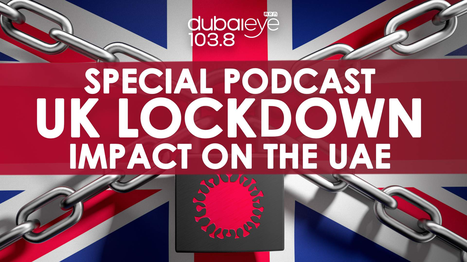 Special Podcast UK Lockdown : Impact On The UAE