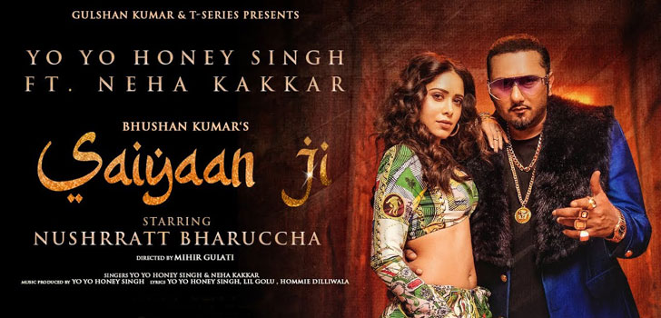 Yo Yo Honey Singh & Neha Kakkar