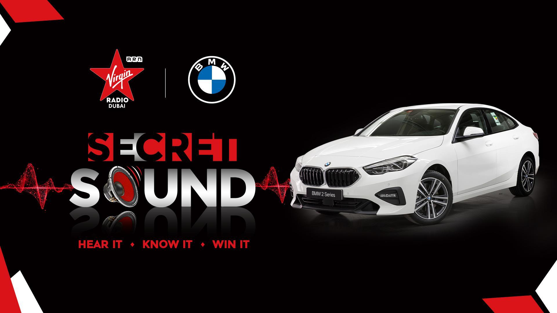 BMW SECRET SOUND