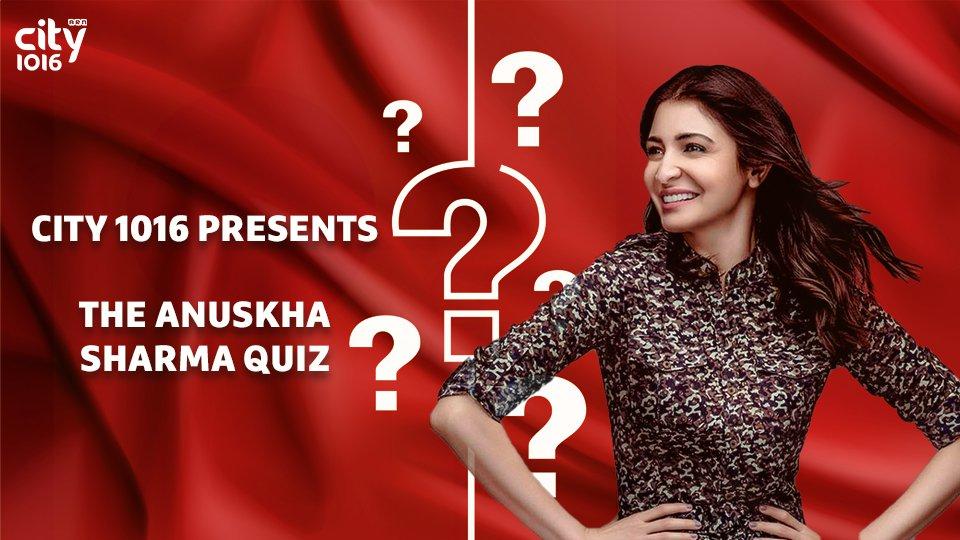 Anushka Sharma Quiz