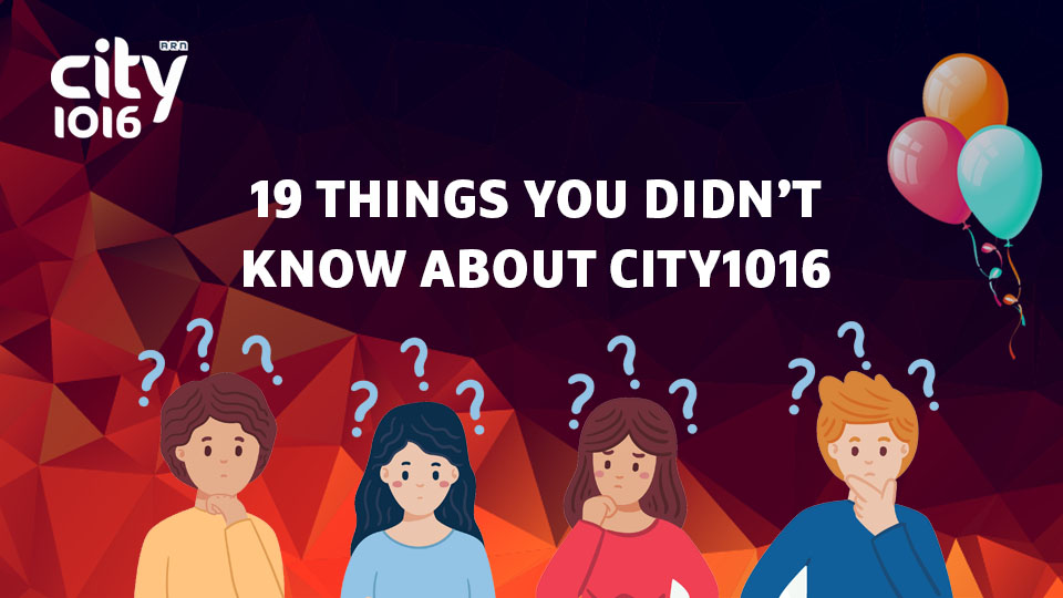 19 Things You Didn't know about City1016