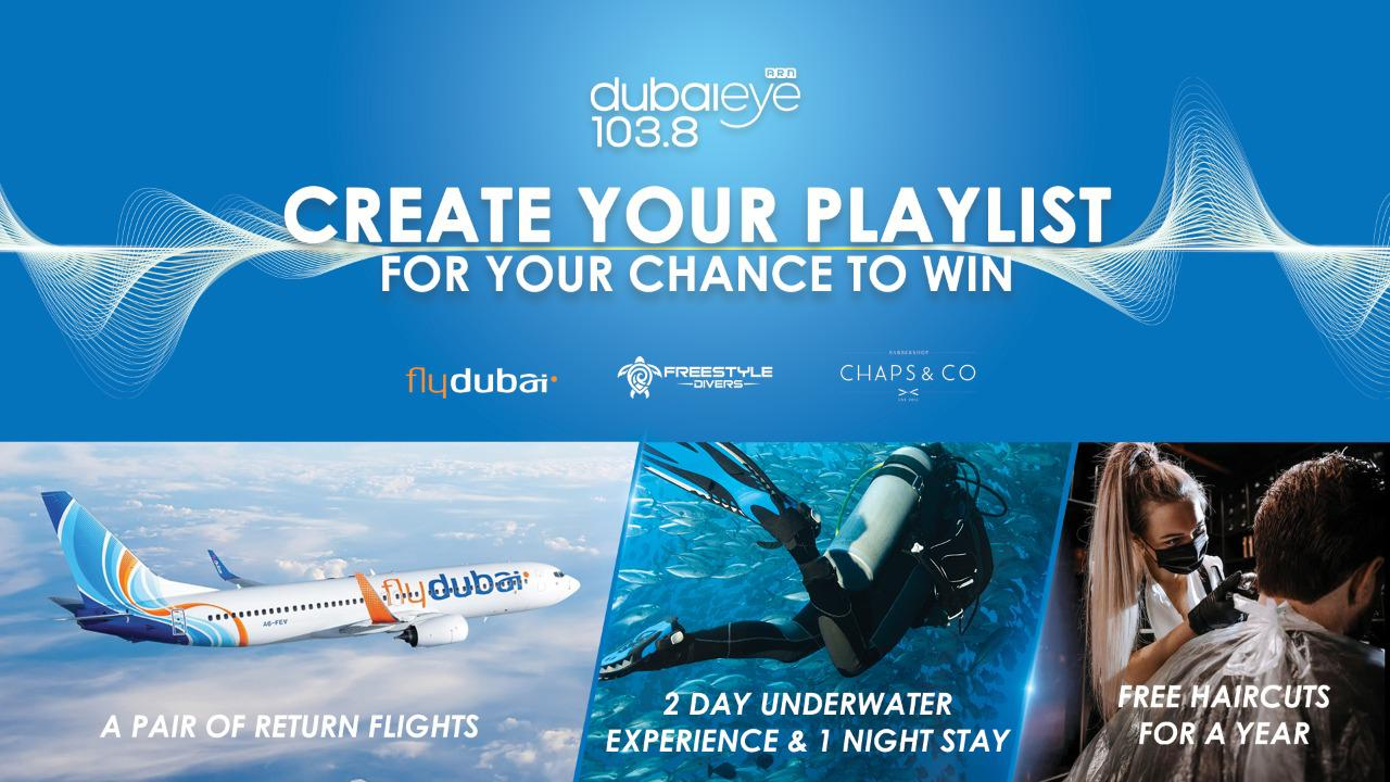 Create the perfect playlist to win