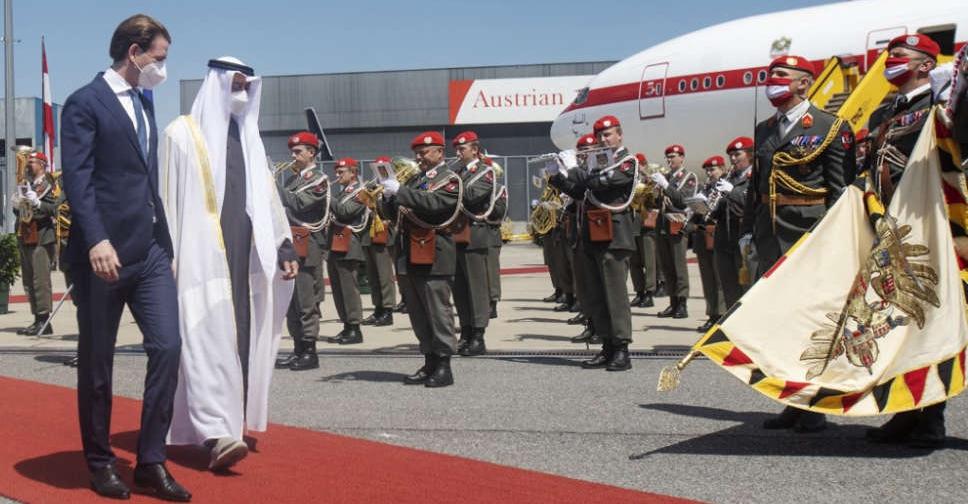 ALEX HALADA / AFP mbz austria
