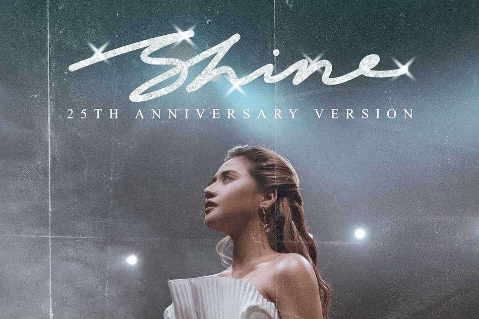 Shine  (25th Anniversary Version)