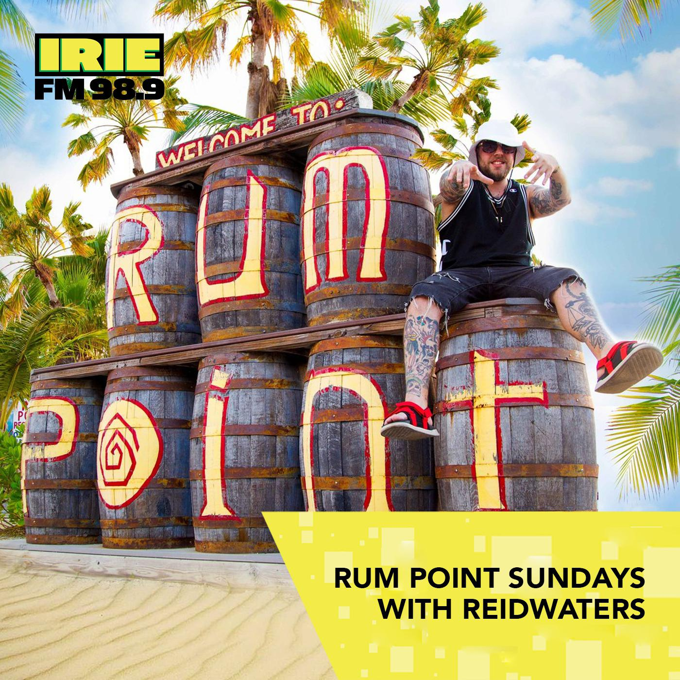 Rum Point Sunday's | With Reid Waters