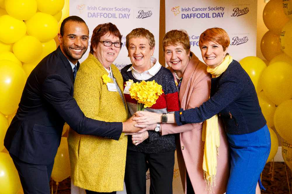 Irish Cancer Society's Daffodil Day 2020