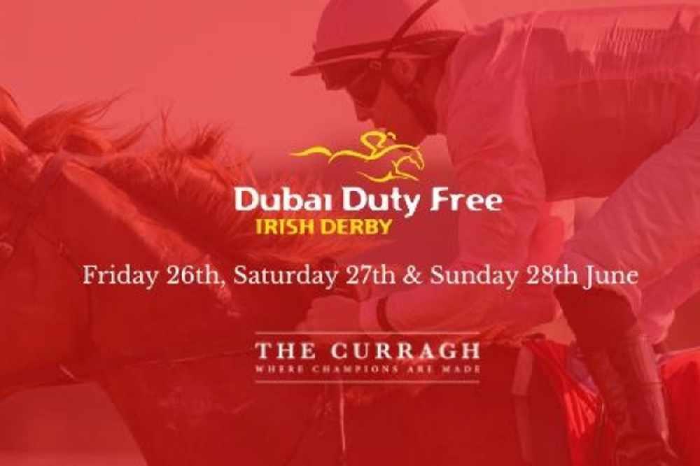 Fifteen runners declared for Dubai Duty Free Irish Derby