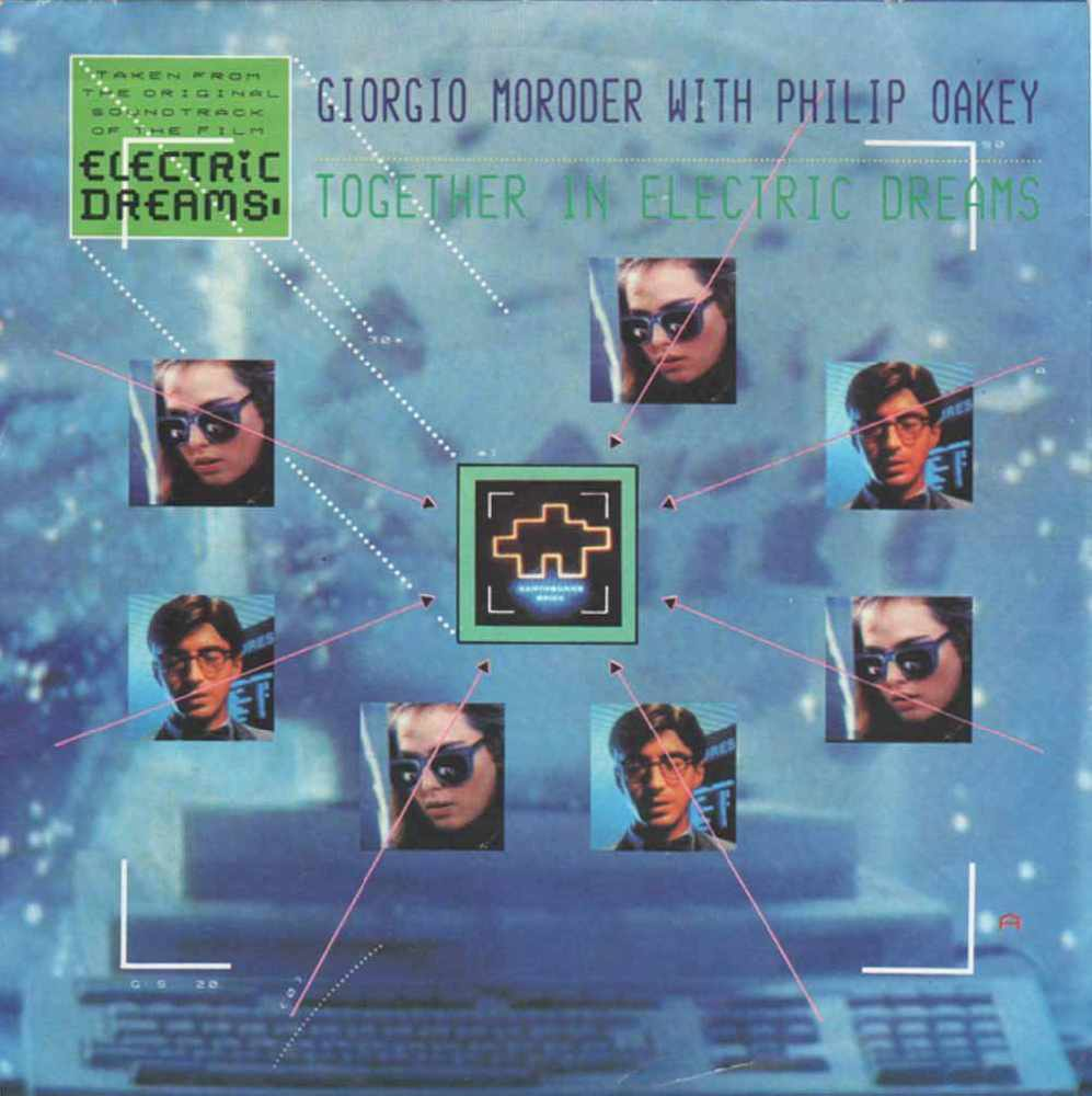 Phil Oakey - Together In Electric Dreams
