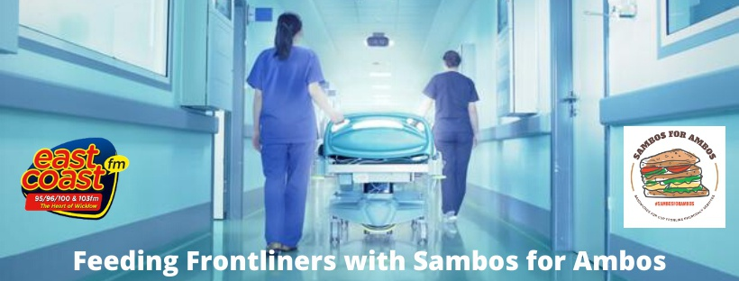 Feeding Frontliners with Sambos for Ambos