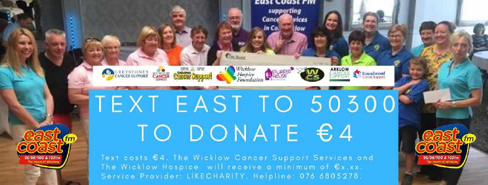East Coast FM Wicklow Wide Coffee Morning 'On Air'