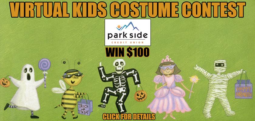 Park Side Virtual Kids Costume Contest