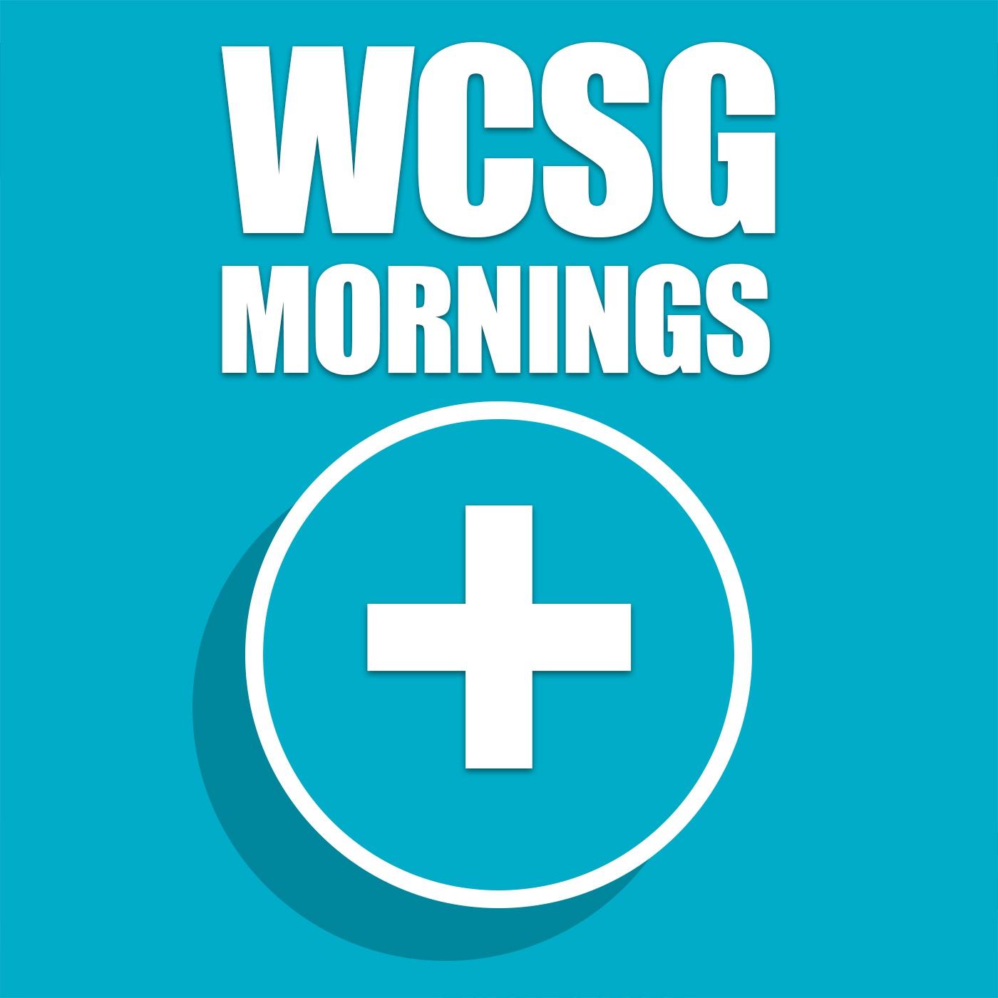 WCSG Mornings+