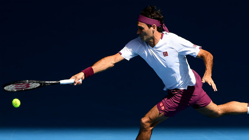 7th heaven: Federer saves match points in Australian Open QF