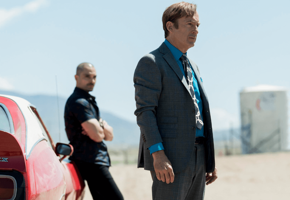 Better Call Saul: Season 5on Netflix