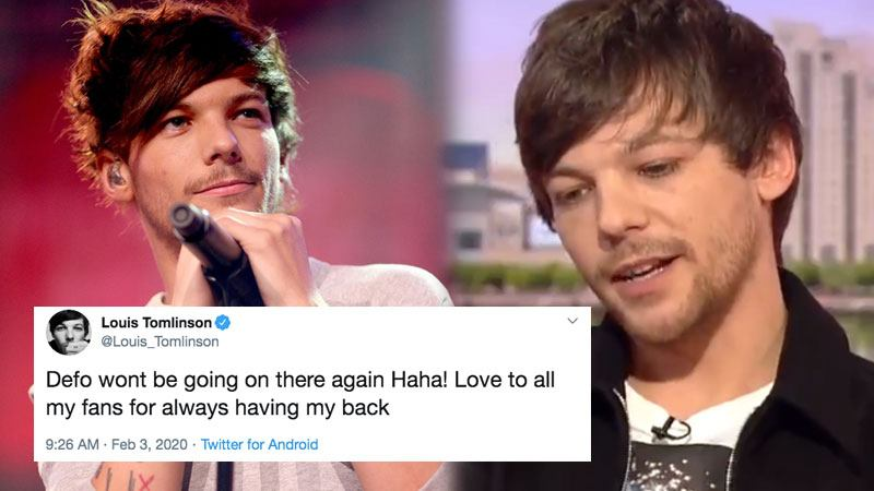 Louis Tomlinson SLAMS BBC Breakfast show after presenters 'go in' on him