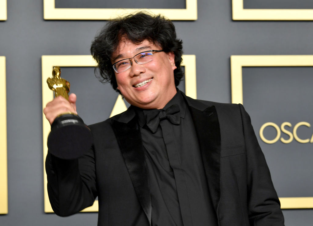 Bong Joon Ho wins Best Director for Parasite