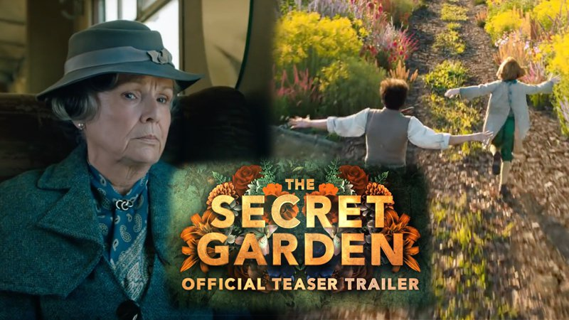 Watch Full Trailer For The Secret Garden Remake With Colin Firth And Julie Walters Dublin S Fm104