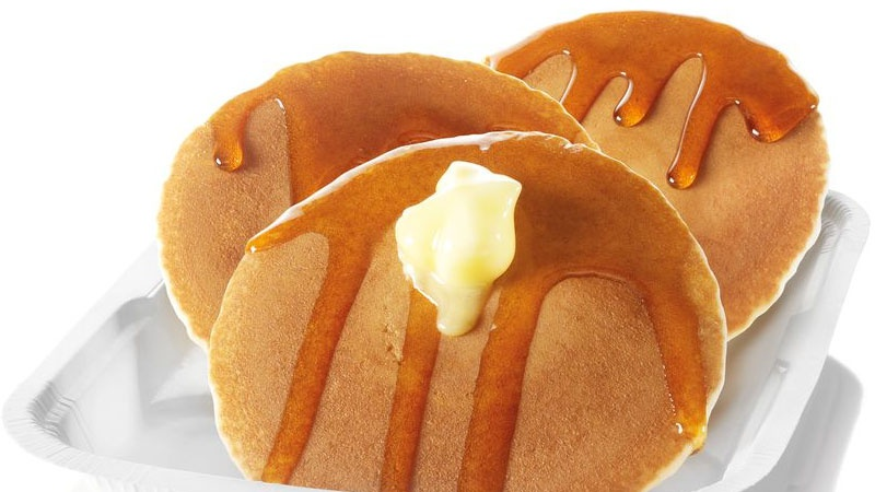McDonalds Pancakes 2020