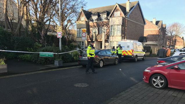 Woman appears in court charged with murder of Gareth Kelly in Dublin