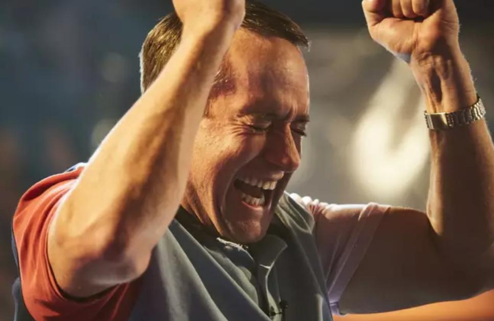 Matthew Macfadyen as Charles Ingram in new series Quiz