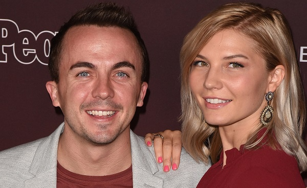 "Frankie Muniz and Frankie Muniz and Paige Price at People's ""Ones to Watch""  event in 2017"