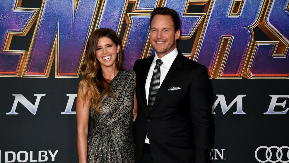 Chris Pratt stocks first glimpse of spouse Katherine Schwarzenegger as a mother