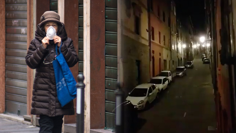 'Music overcomes despair': Italian streets fill with song amid coronavirus lockdown