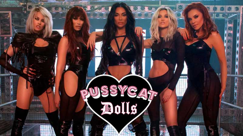 Pussycat Dolls tour poster