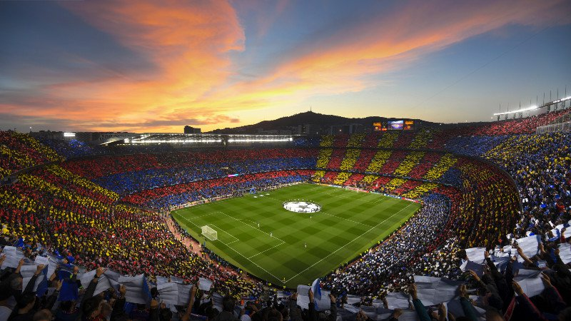 Barcelona to sell Nou Camp title rights to help fight coronavirus pandemic