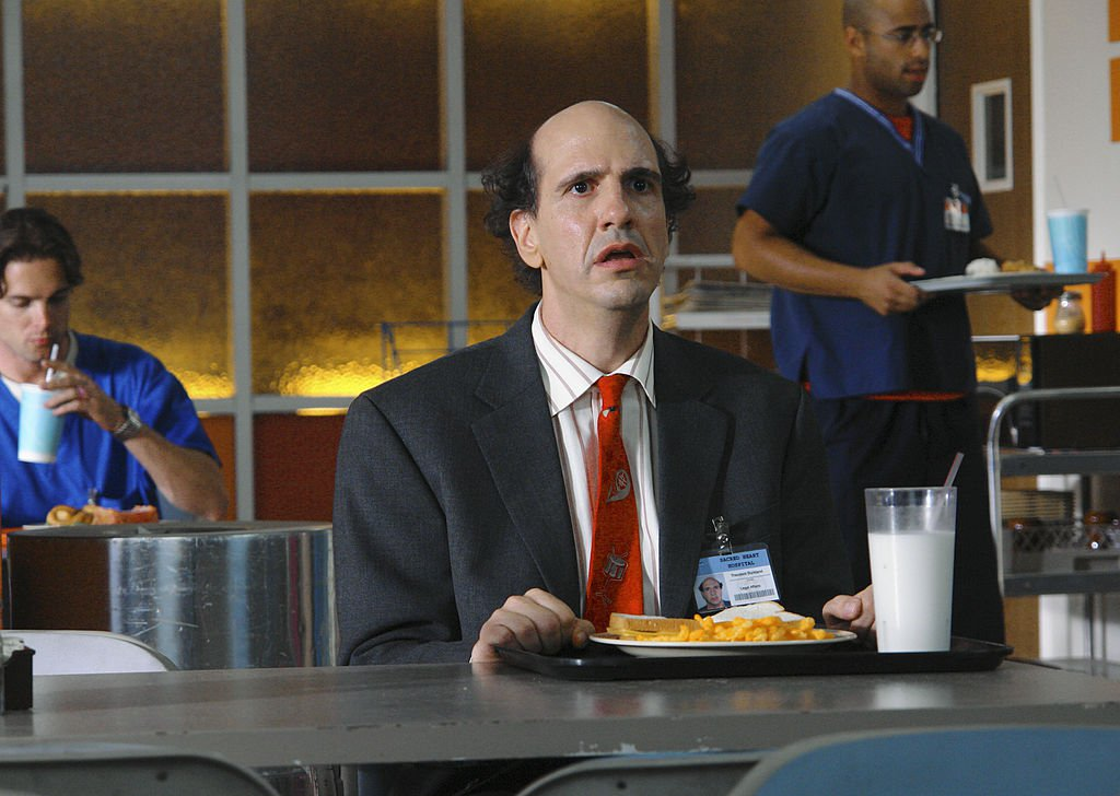 Sam Lloyd, who appeared on 'Scrubs' and 'Seinfeld,' dies at 56