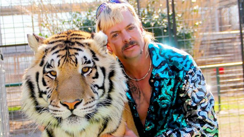 Nicolas Cage to Star As Tiger King's Joe Exotic!