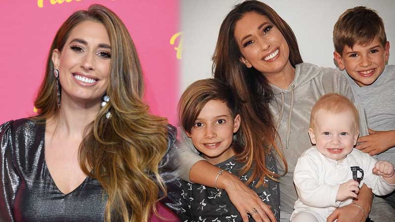 Stacey Solomon responds to rumours she's split from Joe Swash during lockdown