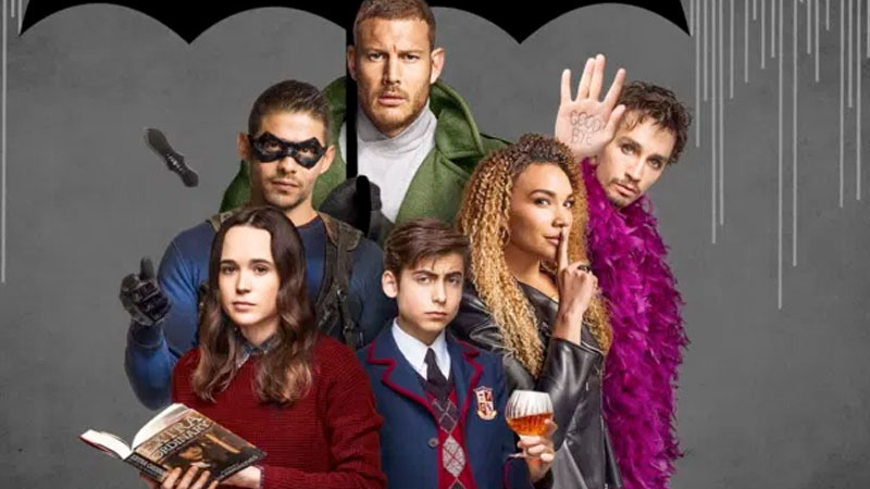 The Umbrella Academy season 2 release date revealed with new 'trailer'