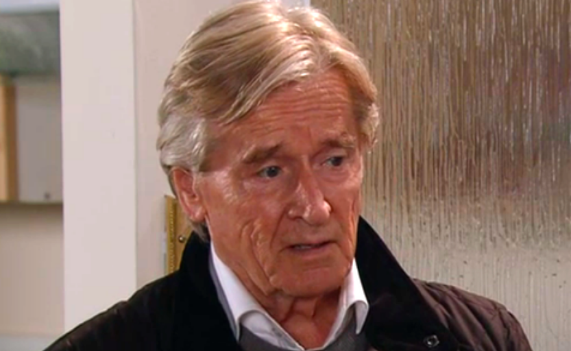 William Roache as Ken on Coronation Street