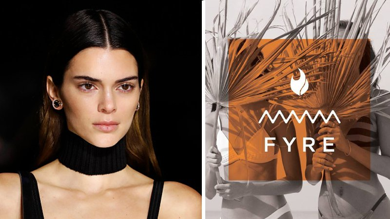 Kendall Jenner ordered to pay R1.6 million to settle Fyre Festival lawsuit