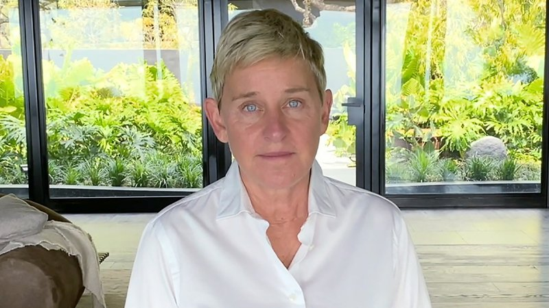 Ellen DeGeneres Pleads for 'Peace and Communication' in Emotional Video