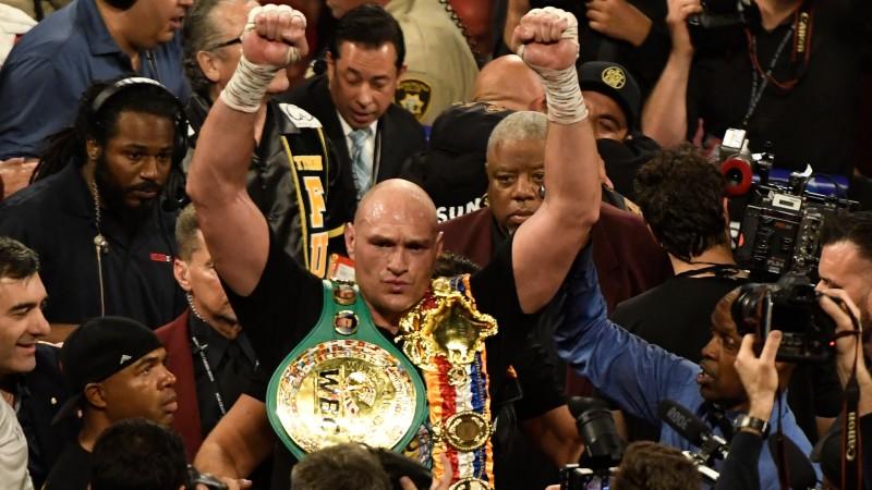 The Breakdown: Anthony Joshua vs Tyson Fury