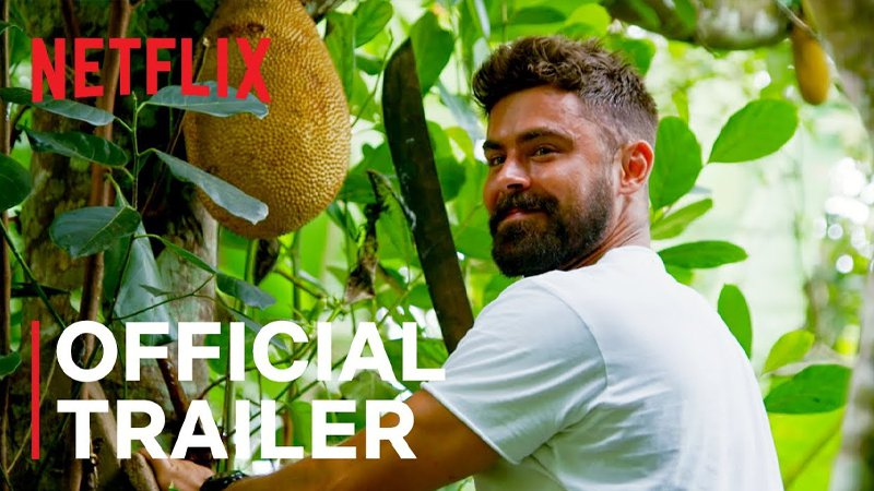 Trailer for new Netflix travel show with Zac Efron drops